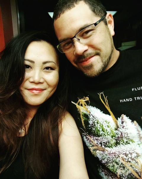 Mai and Morgan Cho