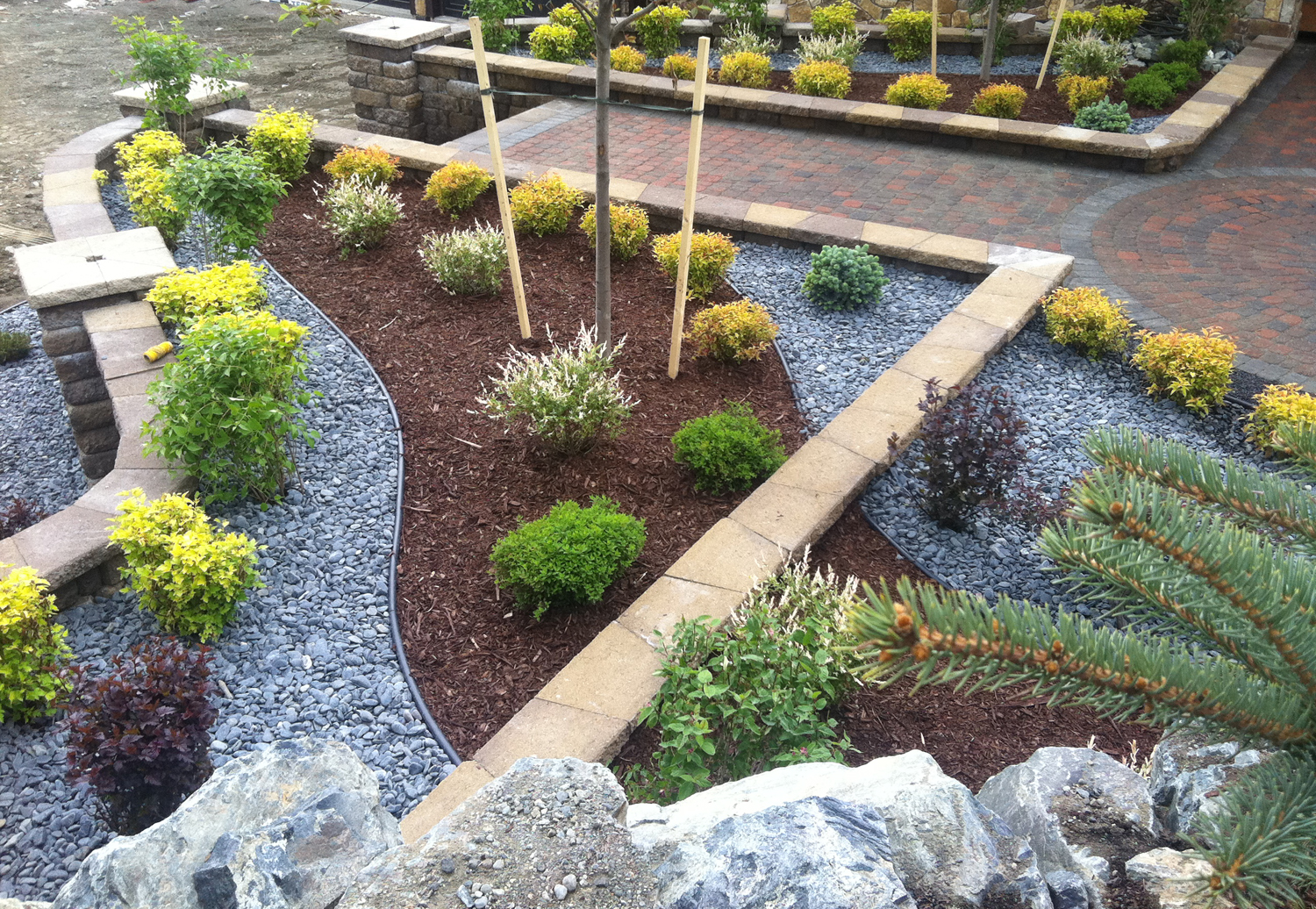 Landscape Design Services Anchorage Alaska Green Acres Green Acres Landscaping