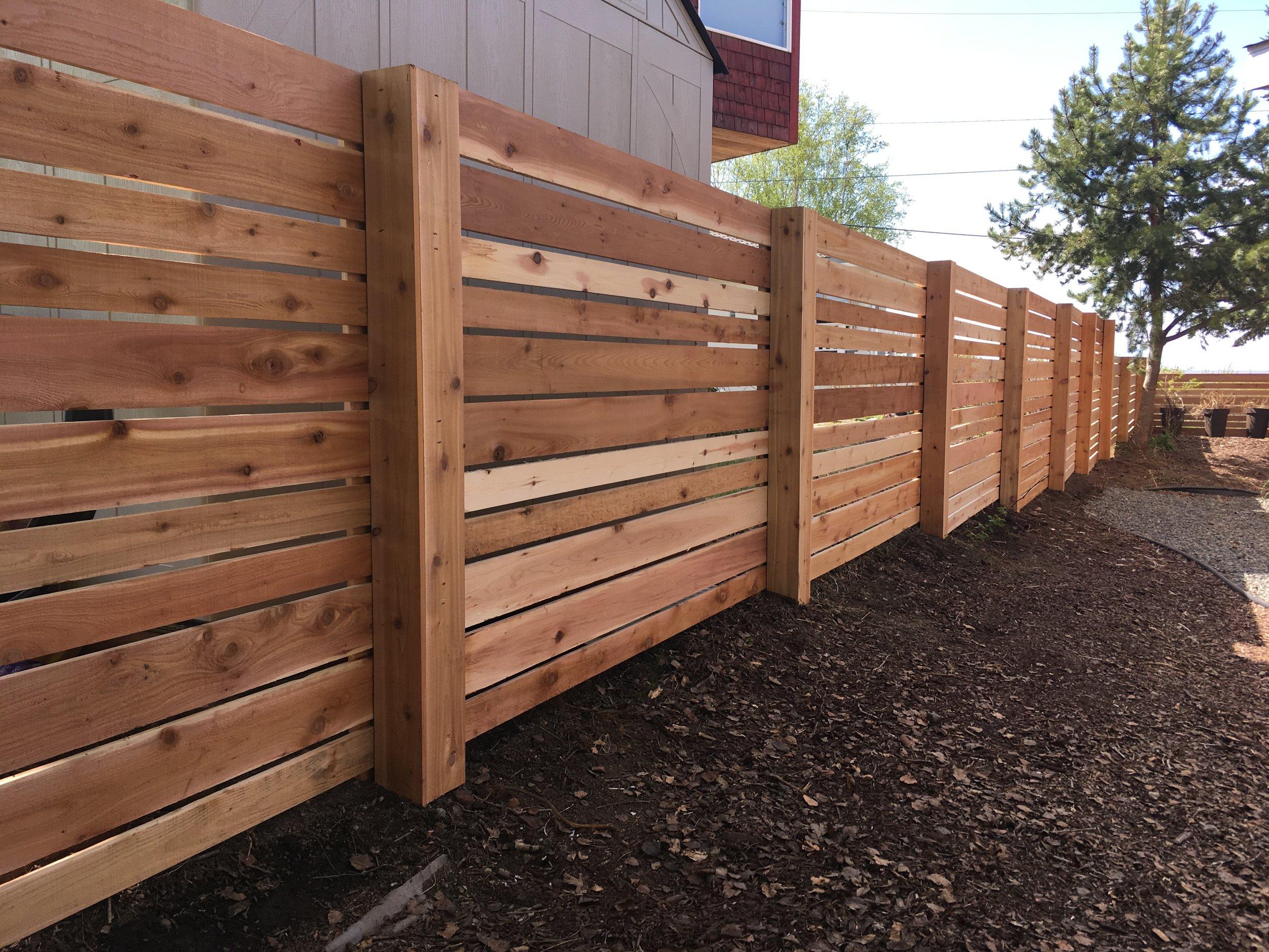 Angled Cedar Fence.JPG