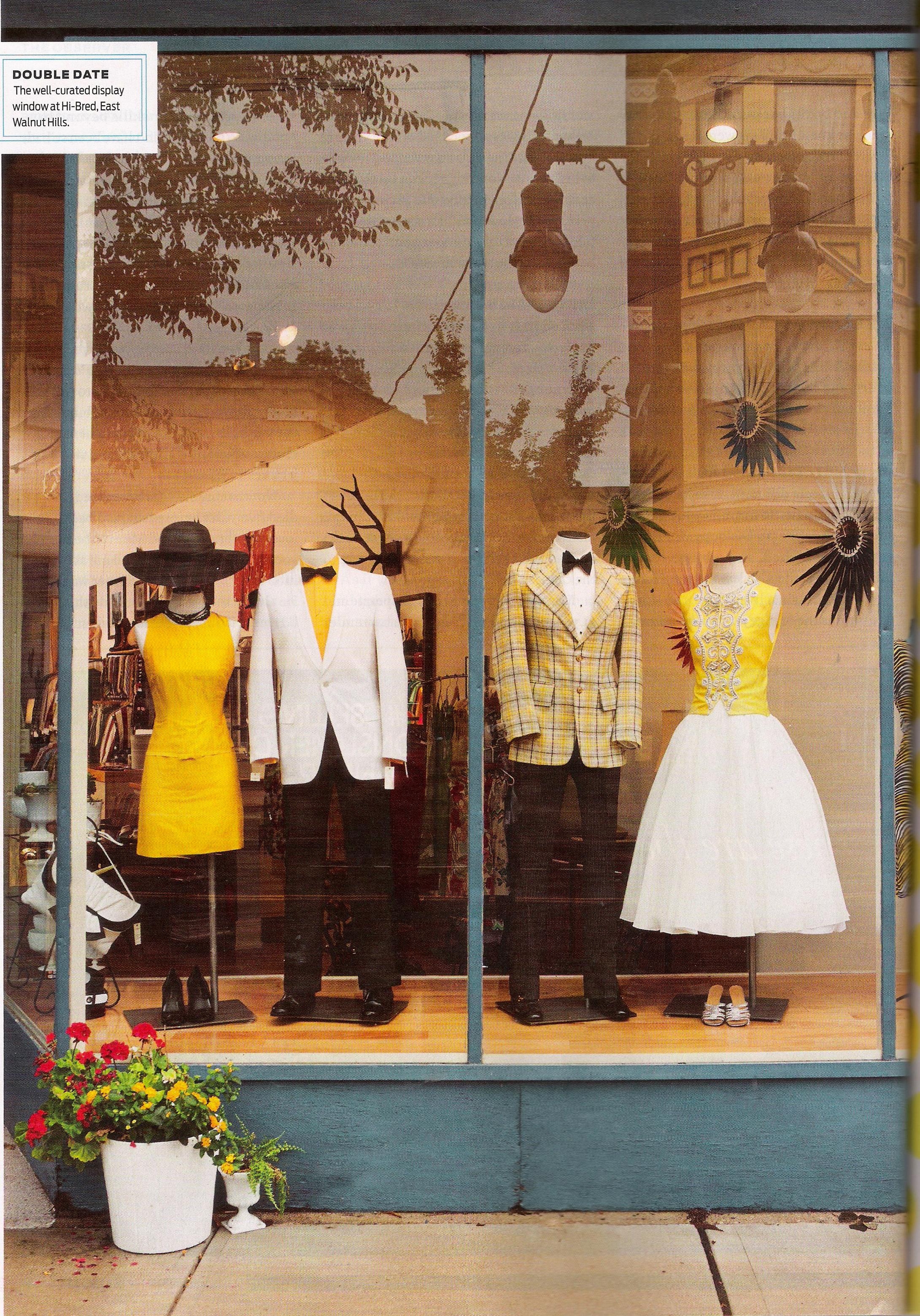 2013 September edition Cincinnati Magazine Best little shops