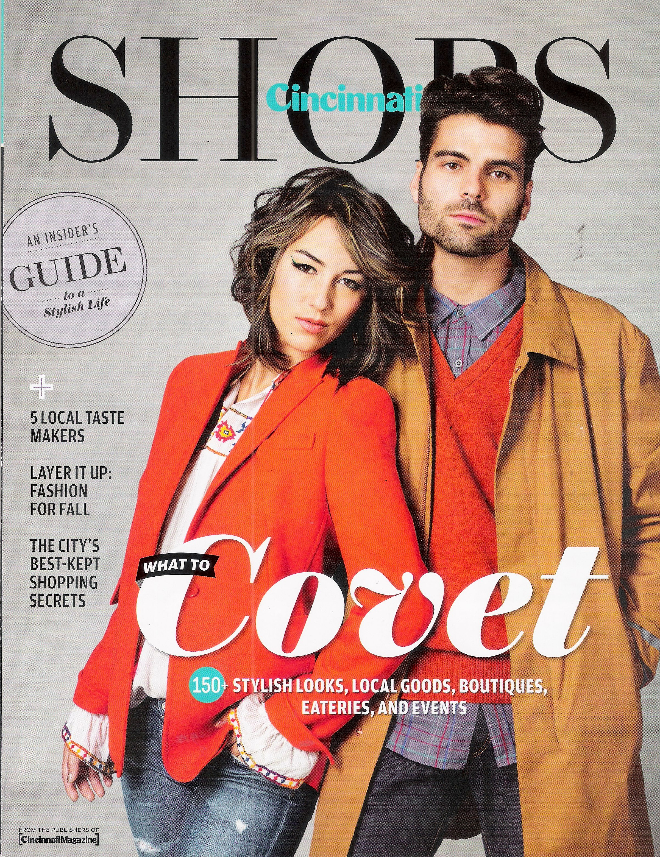 2014 September edition Cincinnati Shops