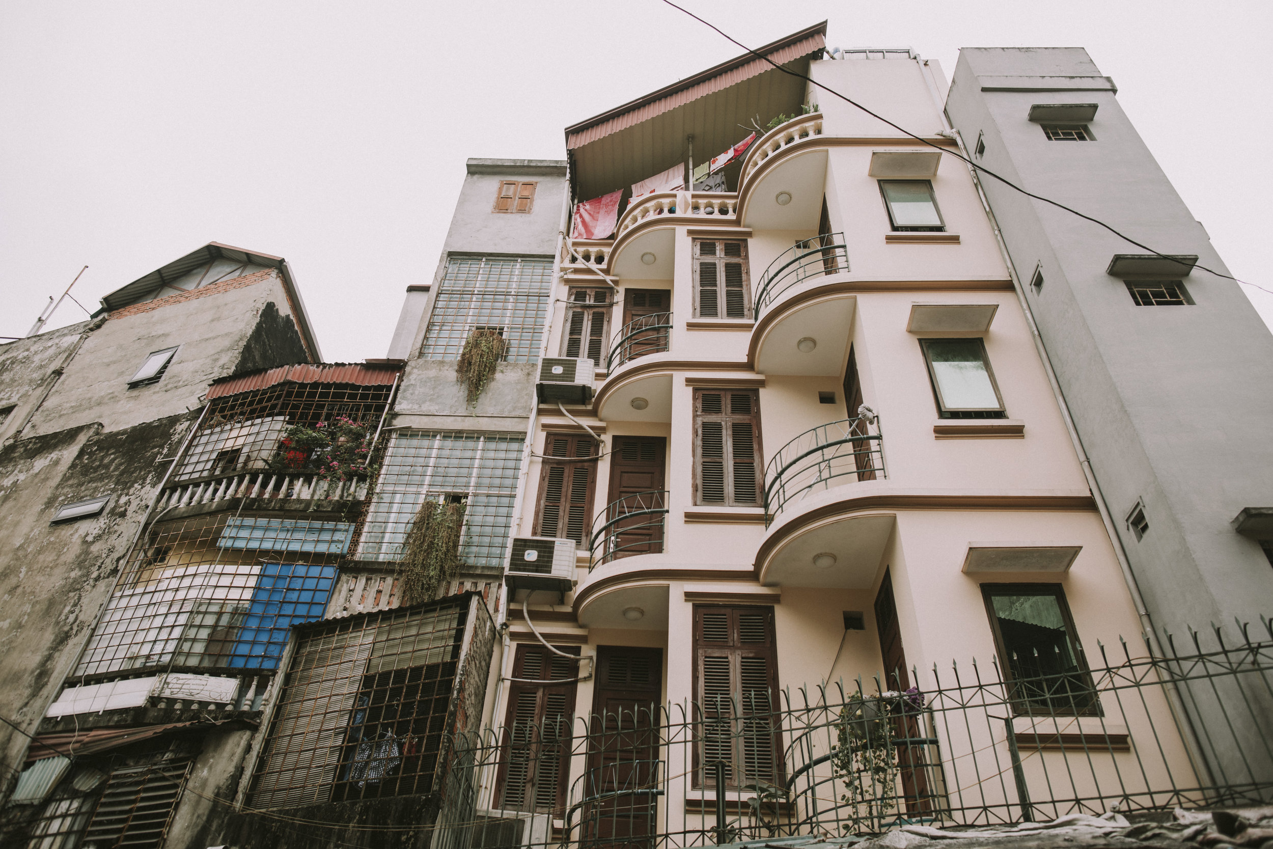 Hanoi architecture