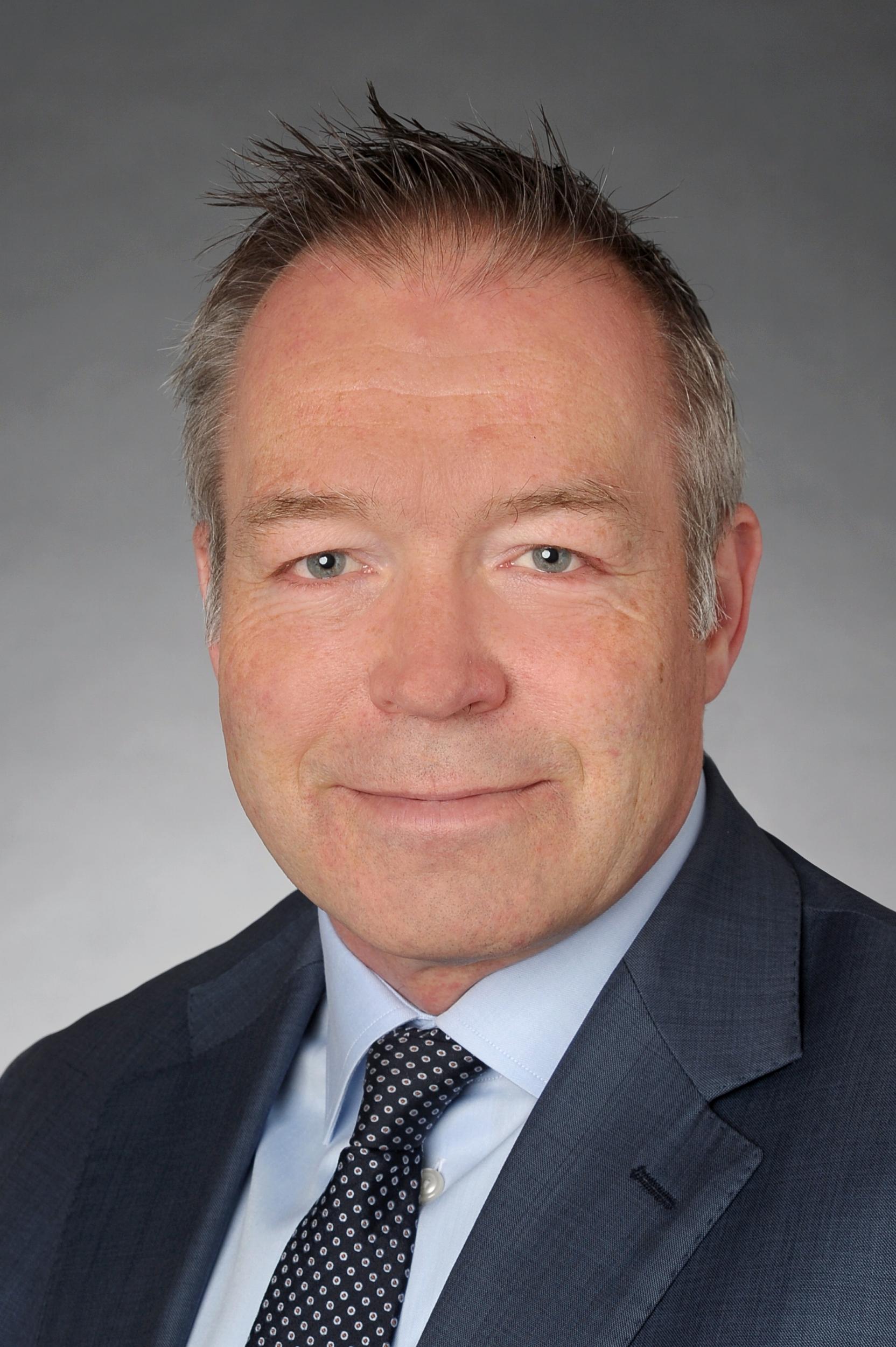 Porträt von Dieter Köller