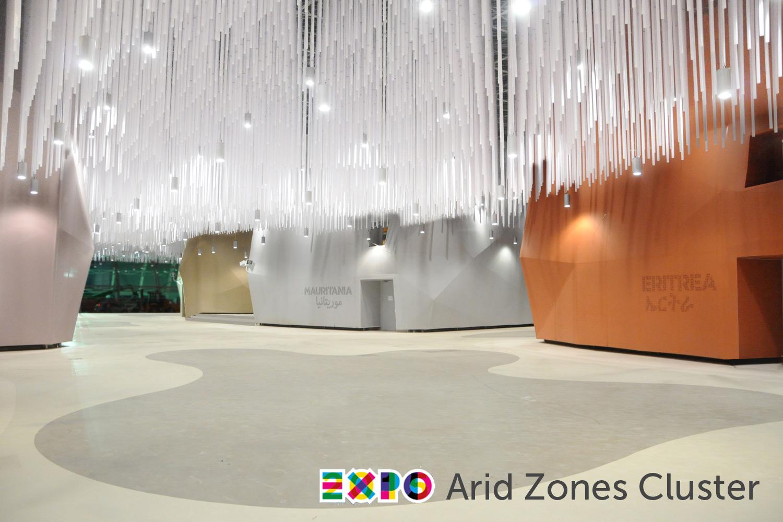 Cluster Arid Zones EXPO Milano 2015