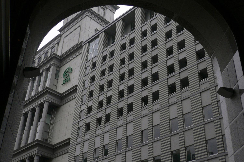 Lotto 18 a Shiodome, Tokyo