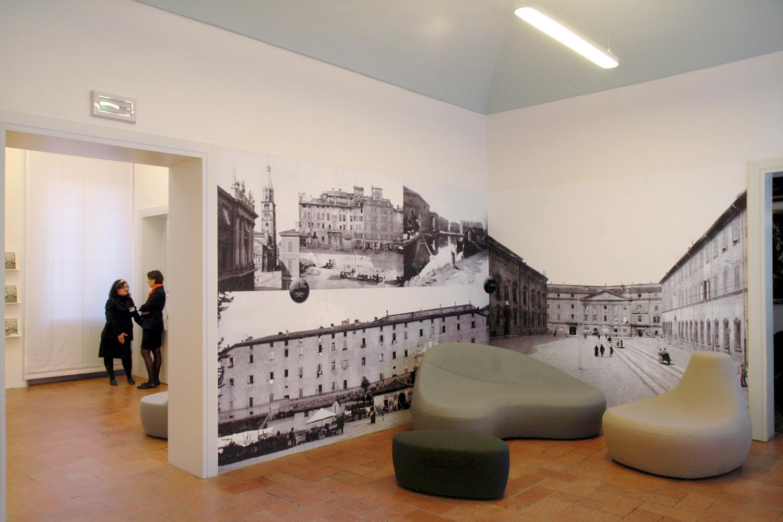 Ingresso Musei Civici, Modena