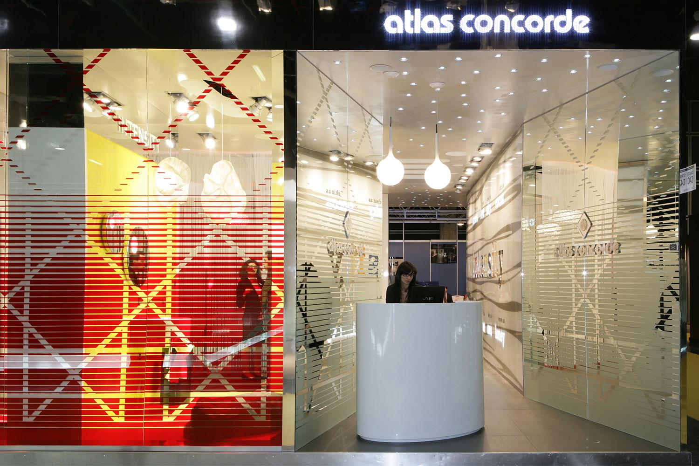 Atlas Concorde - Cevisama 2008