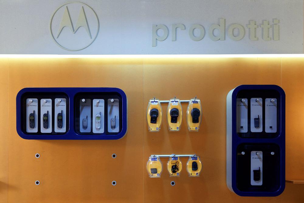 Product per Vitra: Centri assistenza Motorola