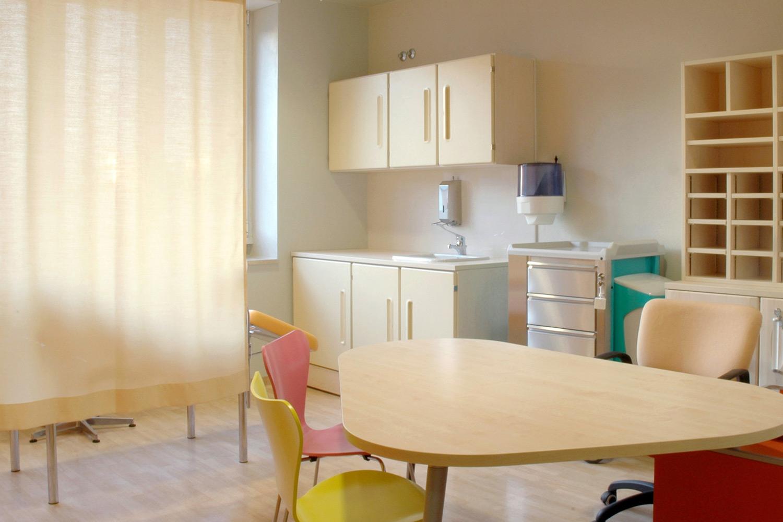 Ambulatori di Ostetricia, Policlinico di Modena