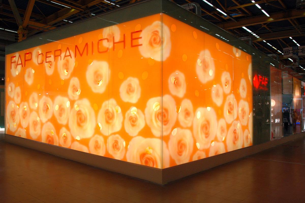 Fap Ceramiche - Cersaie 2004