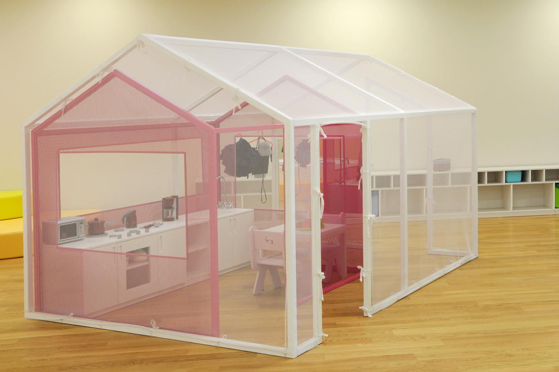 Casa nella casa _ sistema ambientale PLAY+