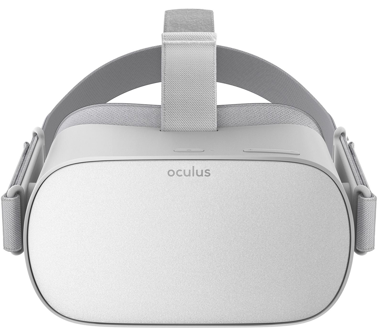 Oculus Go VR headset - £180 standalone headset.
