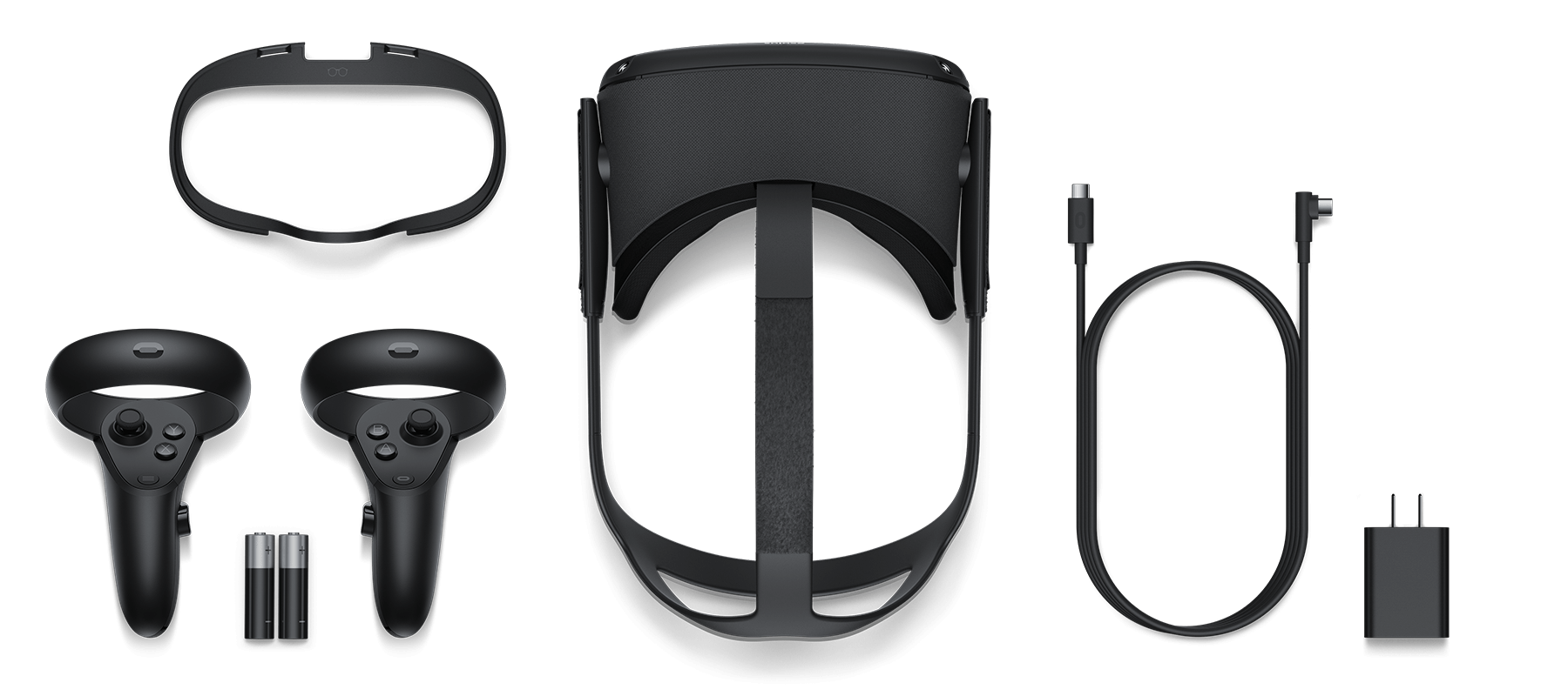 Oculus Quest - A great high-end standalone VR headset costing around £399.