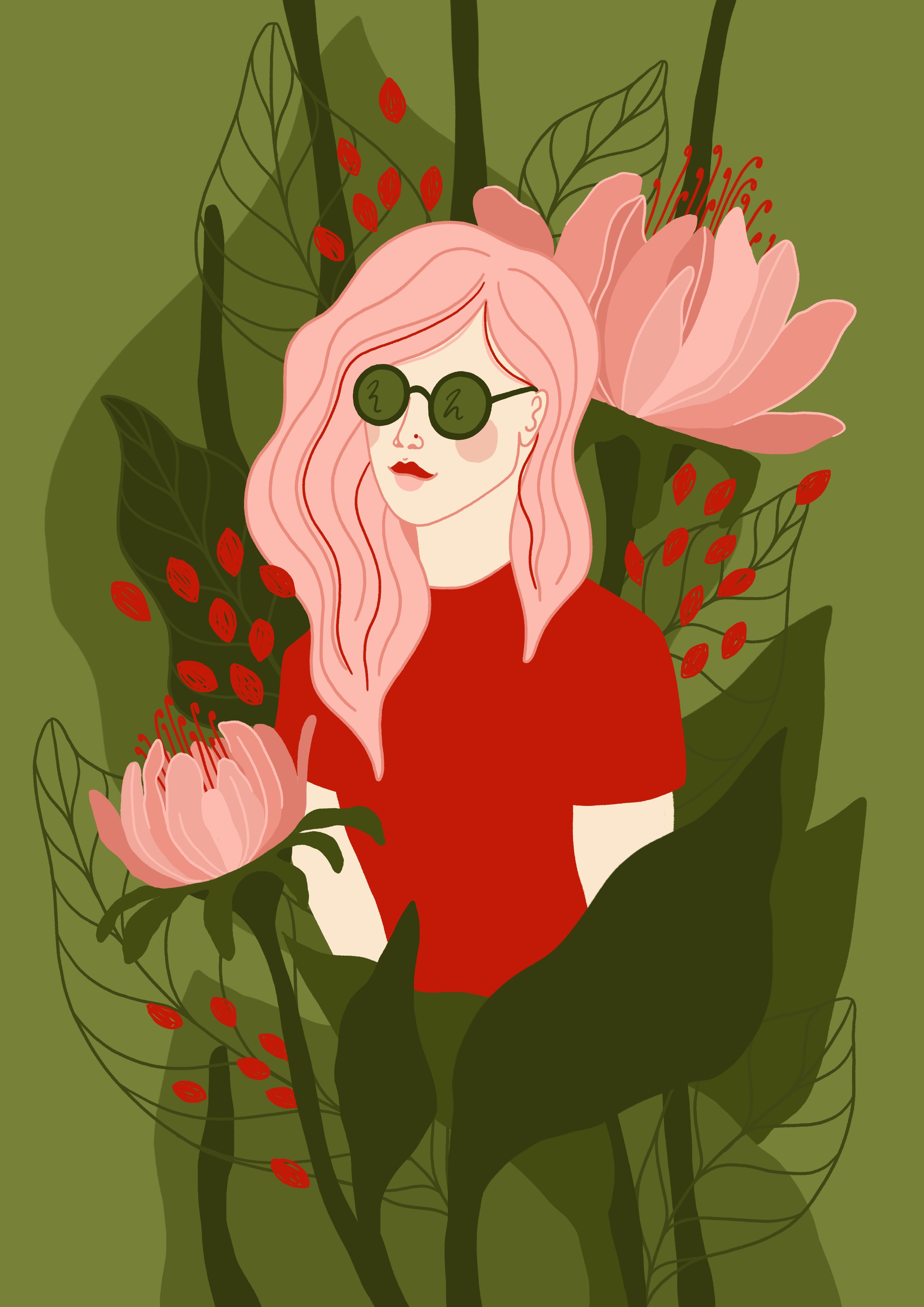 Girl With Sunnies.JPG