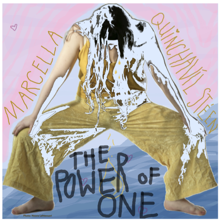 MARCELLA STÉEN - THE POWER OF ONE