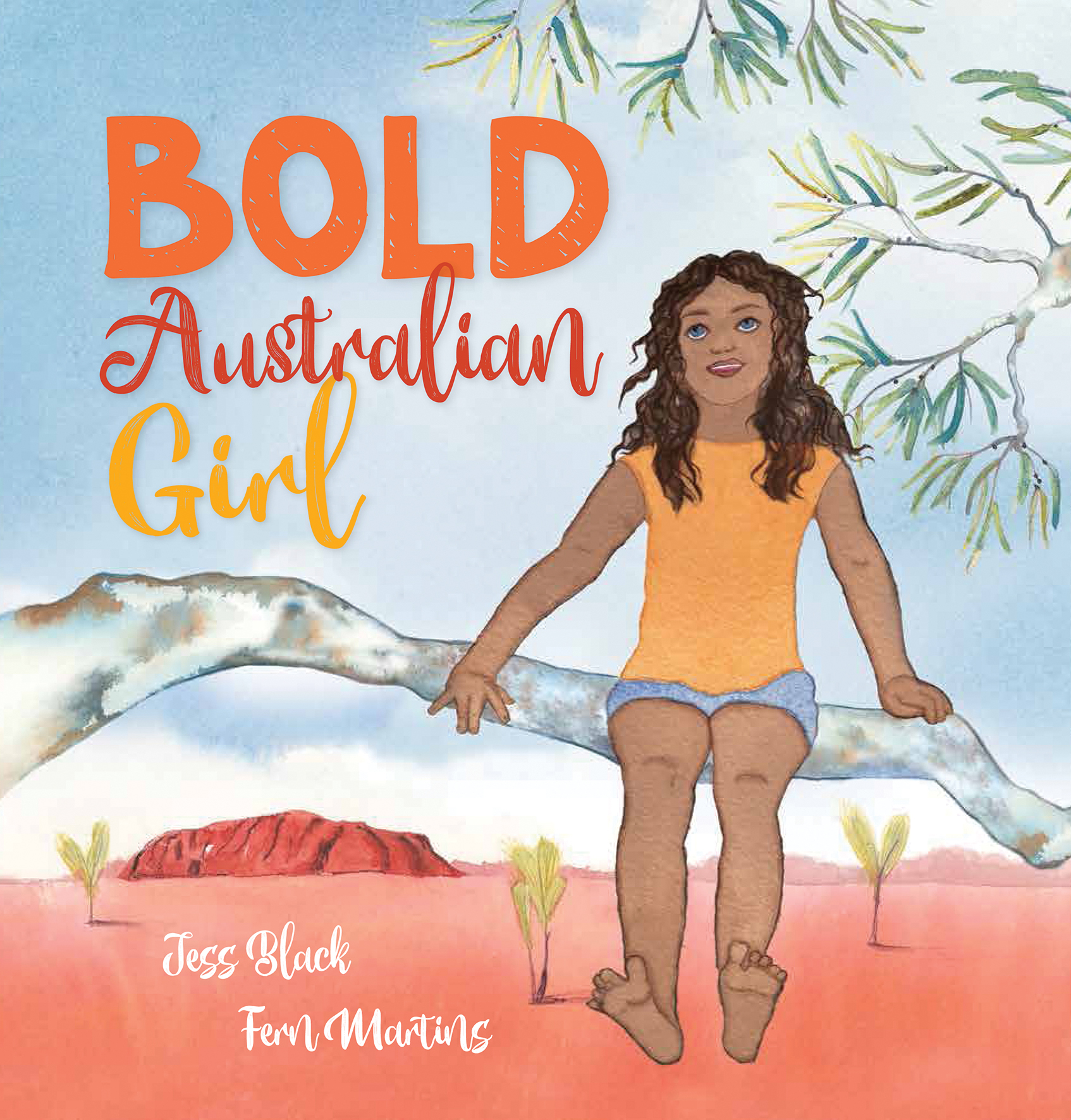 Bold Australian Girl - Do you know what my Mum whispers as she straightens out a curl? 'You can do anything. You're my bold Australian girl.'This delightful picture book encourages girls to do anything. Focusing on a nurturing relationship between a young Indigenous girl and her mum, this book celebrates everything from football to friendship, reading to surfing.