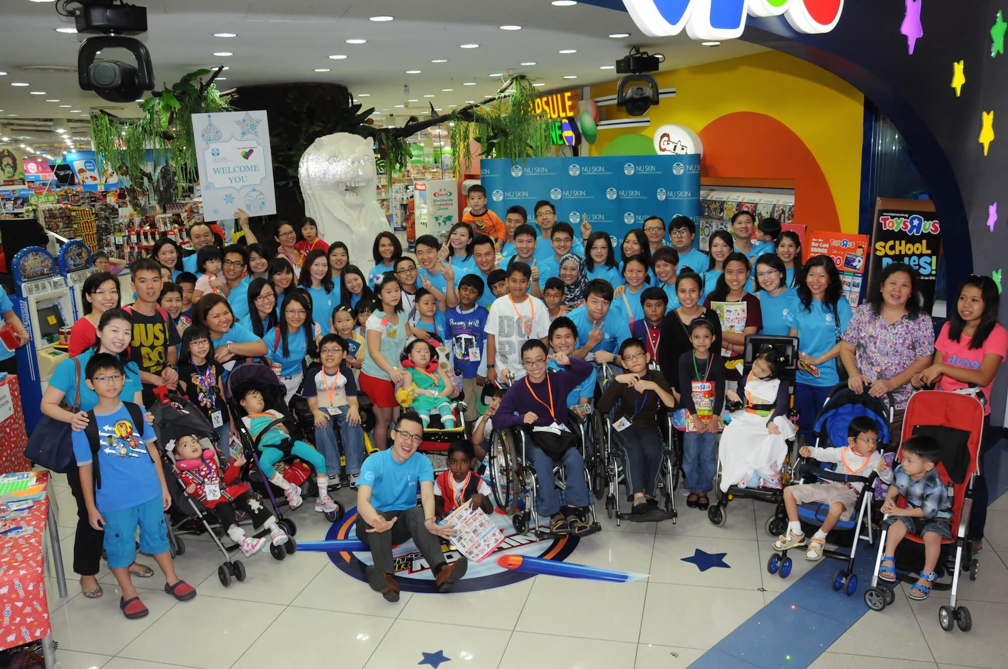Club Rainbow Singapore Kris Kringle 2014-1.JPG