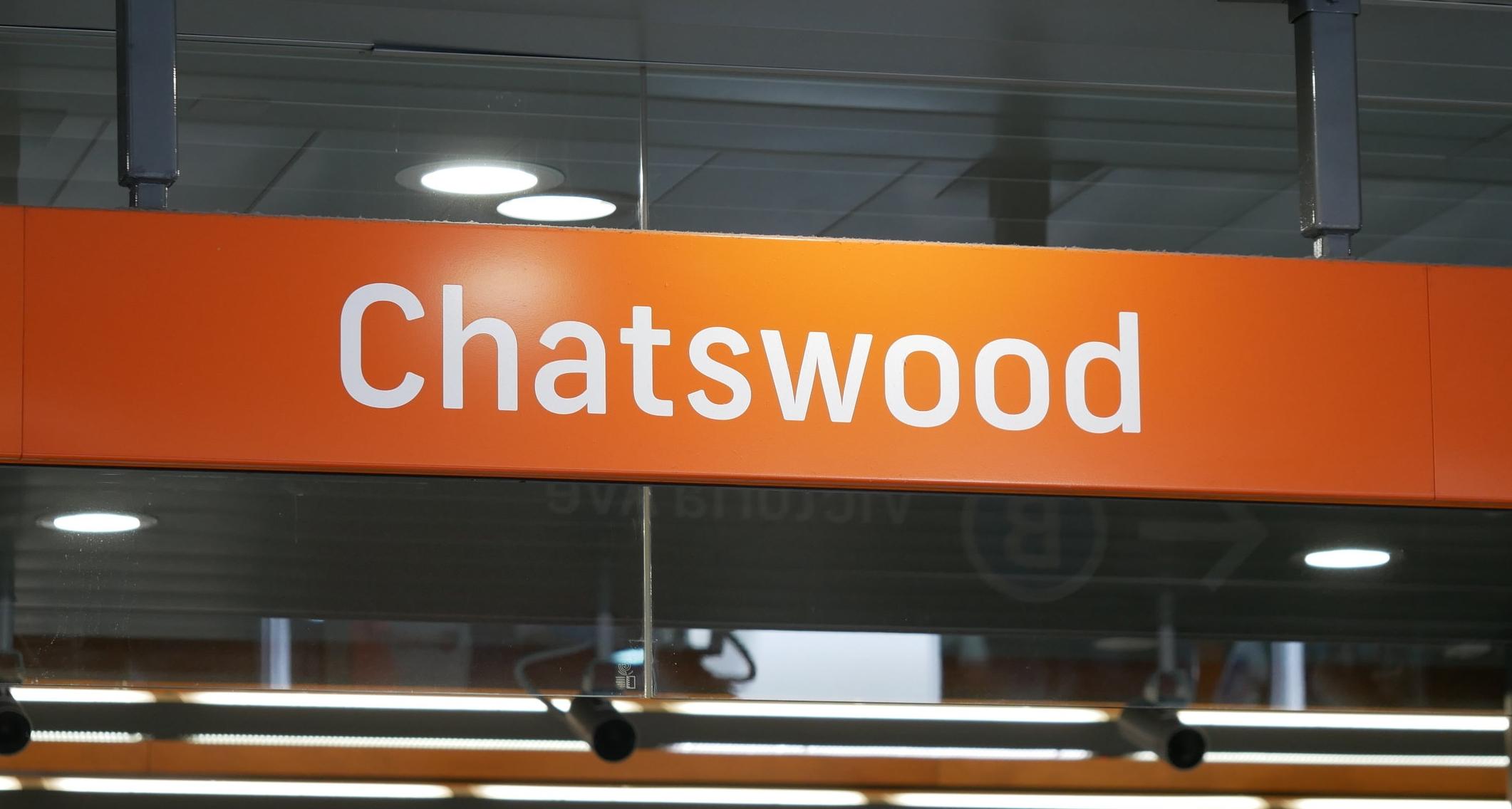 Chatswood sign