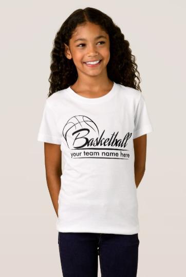 Basketball Banner T-Shirt