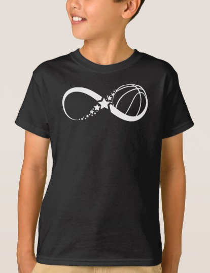 Basketball Star Infinity T-Shirt