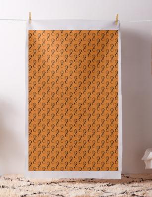 Basketball Infinity Star Fabric