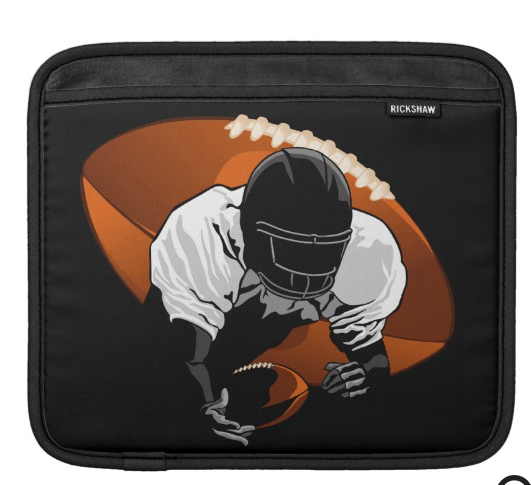 Football Diving Catch Sleeve For iPads