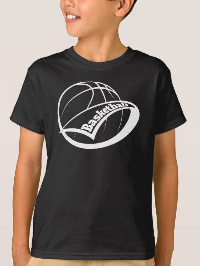 Basketball Pennant T-Shirt