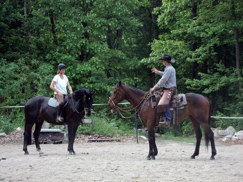 clinic chris ellsworth horsemanship