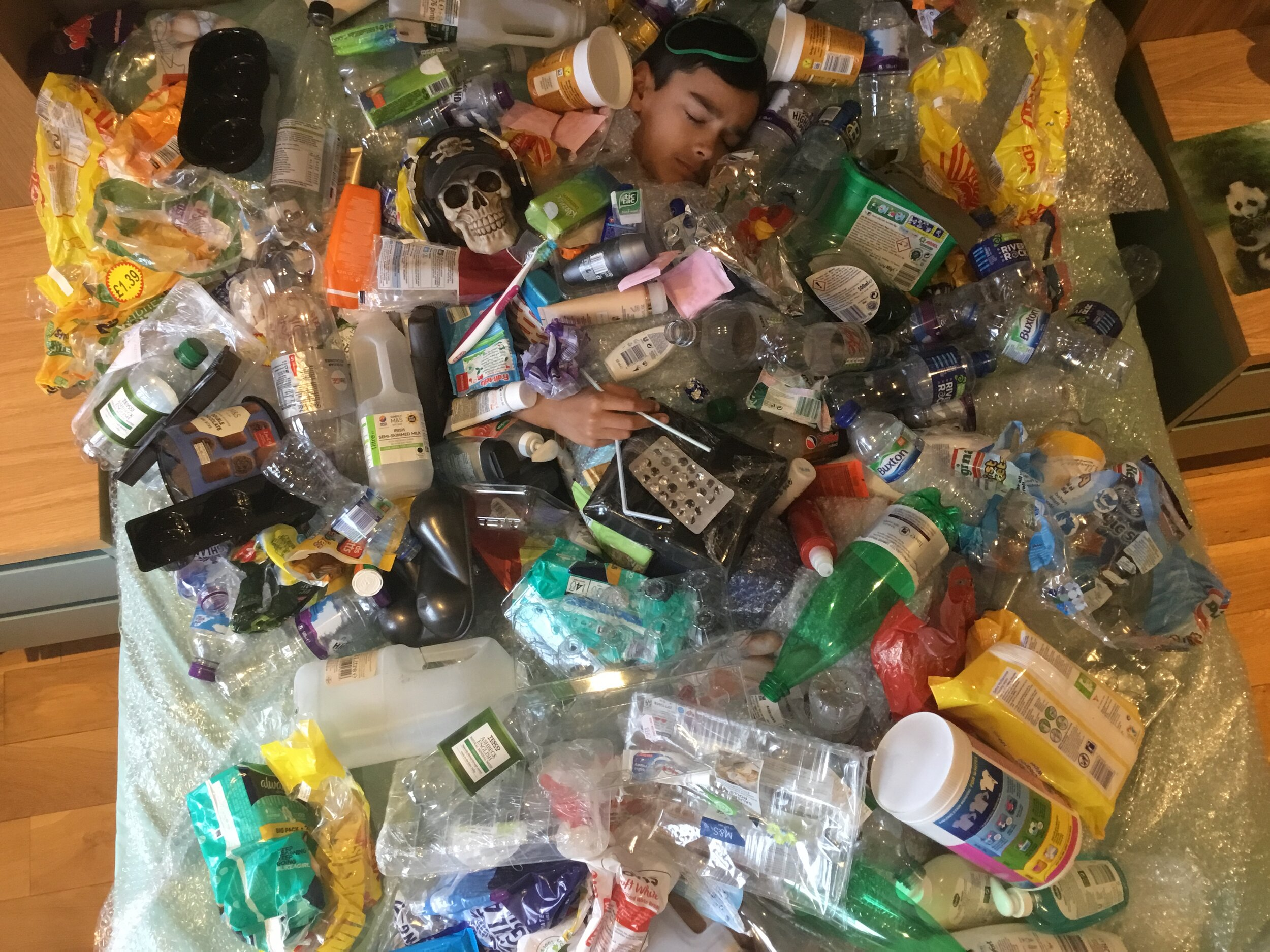 LLC 11-14, 1st place as Campaign - Its time to wake up the the problem of plastic - Northern Ireland.jpg