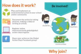 PRESS RELEASE: LEAF Global Action Days