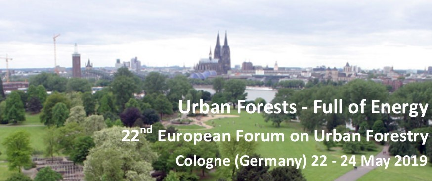 2019 European Forum on Urban Forestry - Website of the European Forum on Urban Forestry Association