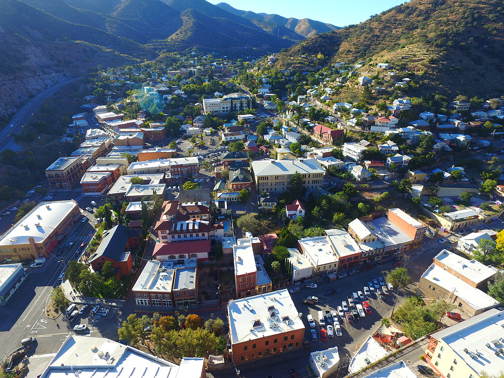 Bisbee Arizona aerial shot photocredit_Flyboy_Drone.jpg