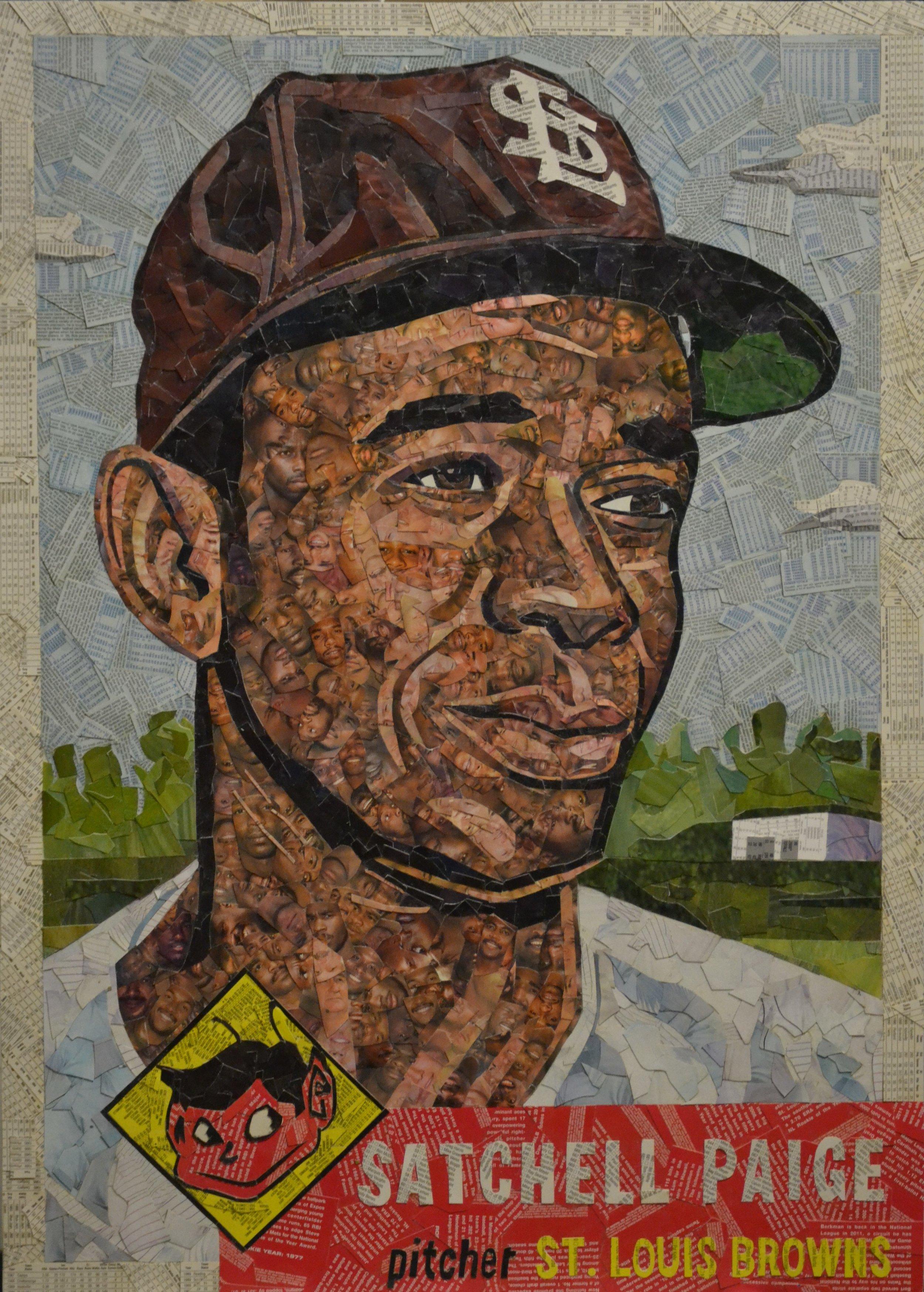 1953 Topps Satchel Paige