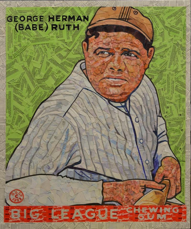 1933 Goudey Babe Ruth 181