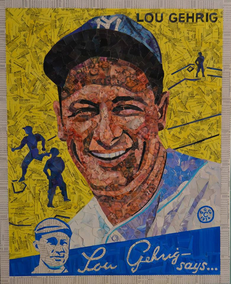 1934 Goudey Lou Gehrig 37