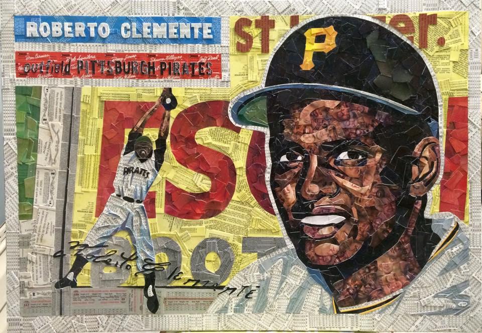 1956 Topps Roberto Clemente