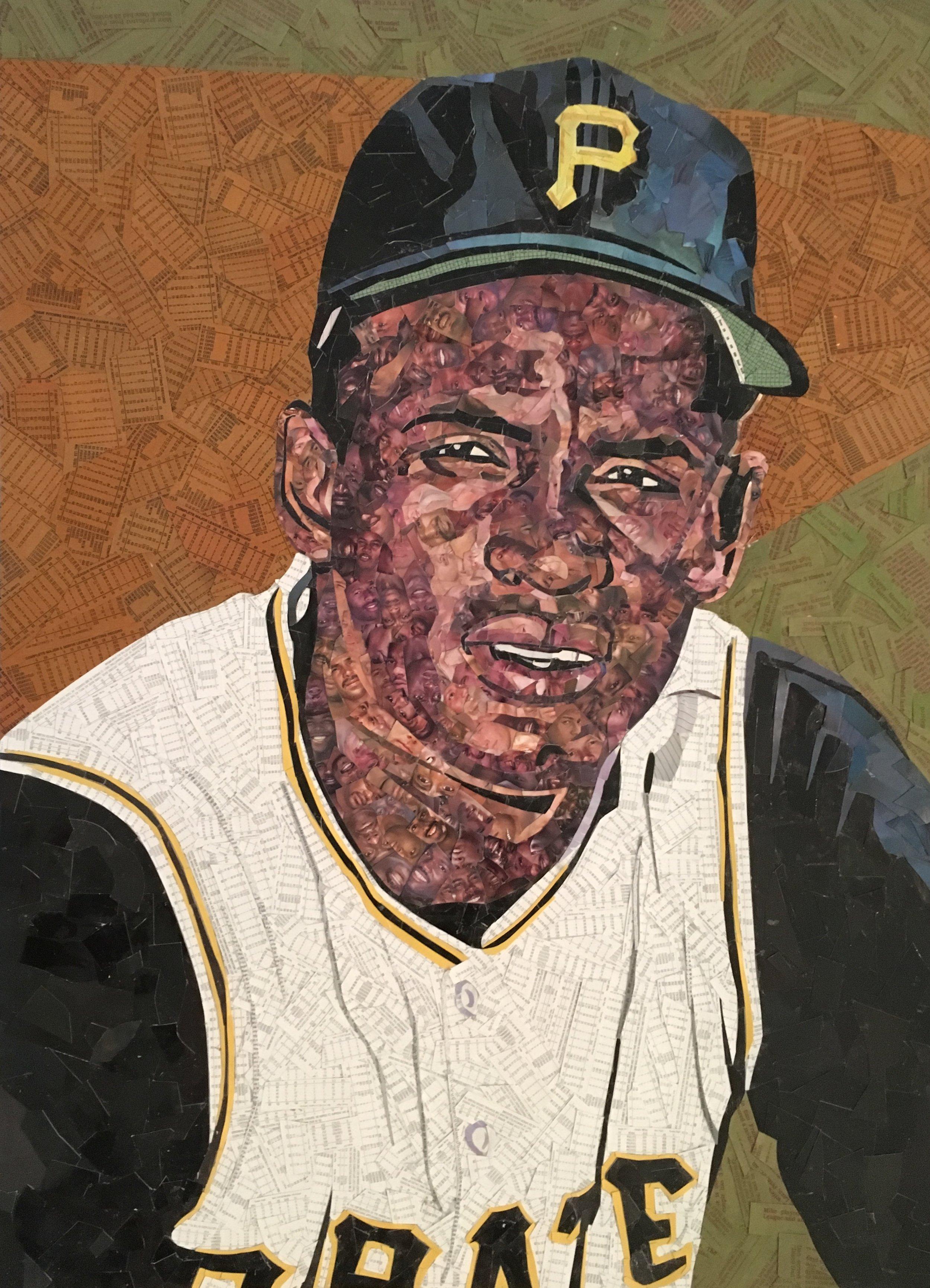 1964 Topps Giants Roberto Clemente