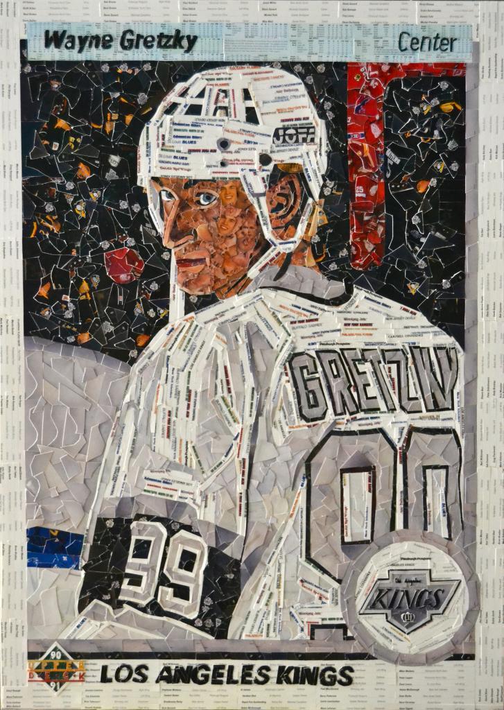 1990-91 Upper Deck Wayne Gretzky