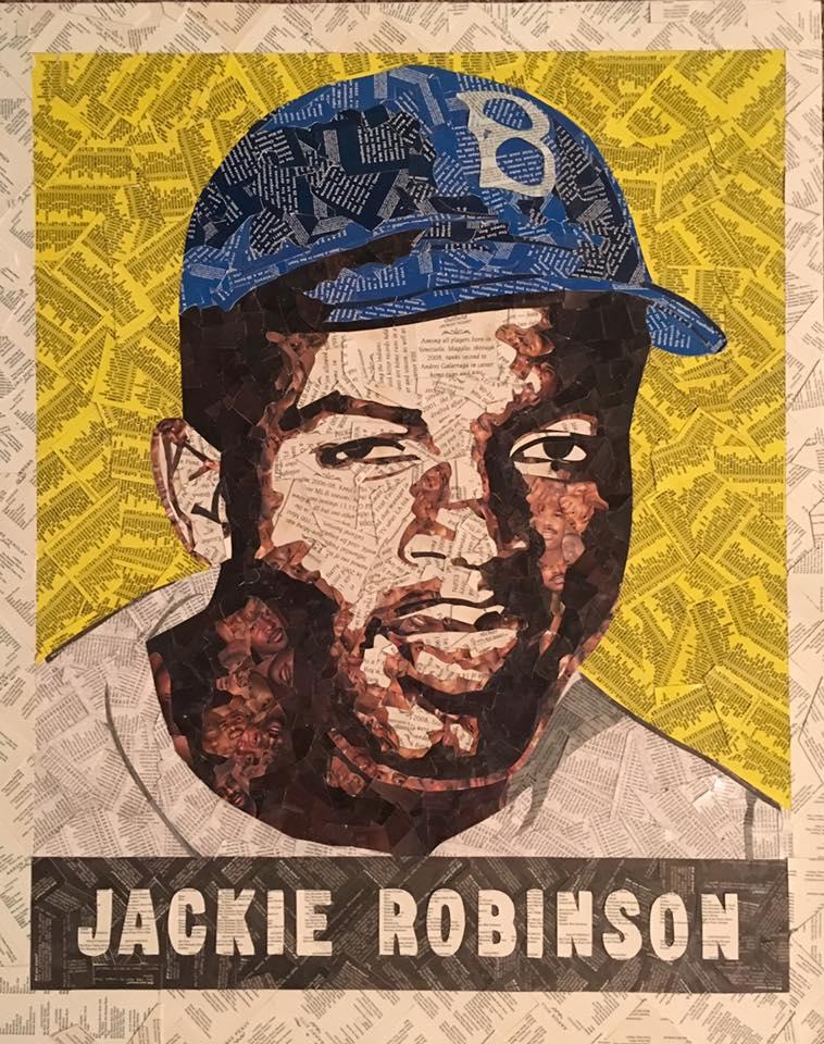 1948 Leaf Jackie Robinson RC