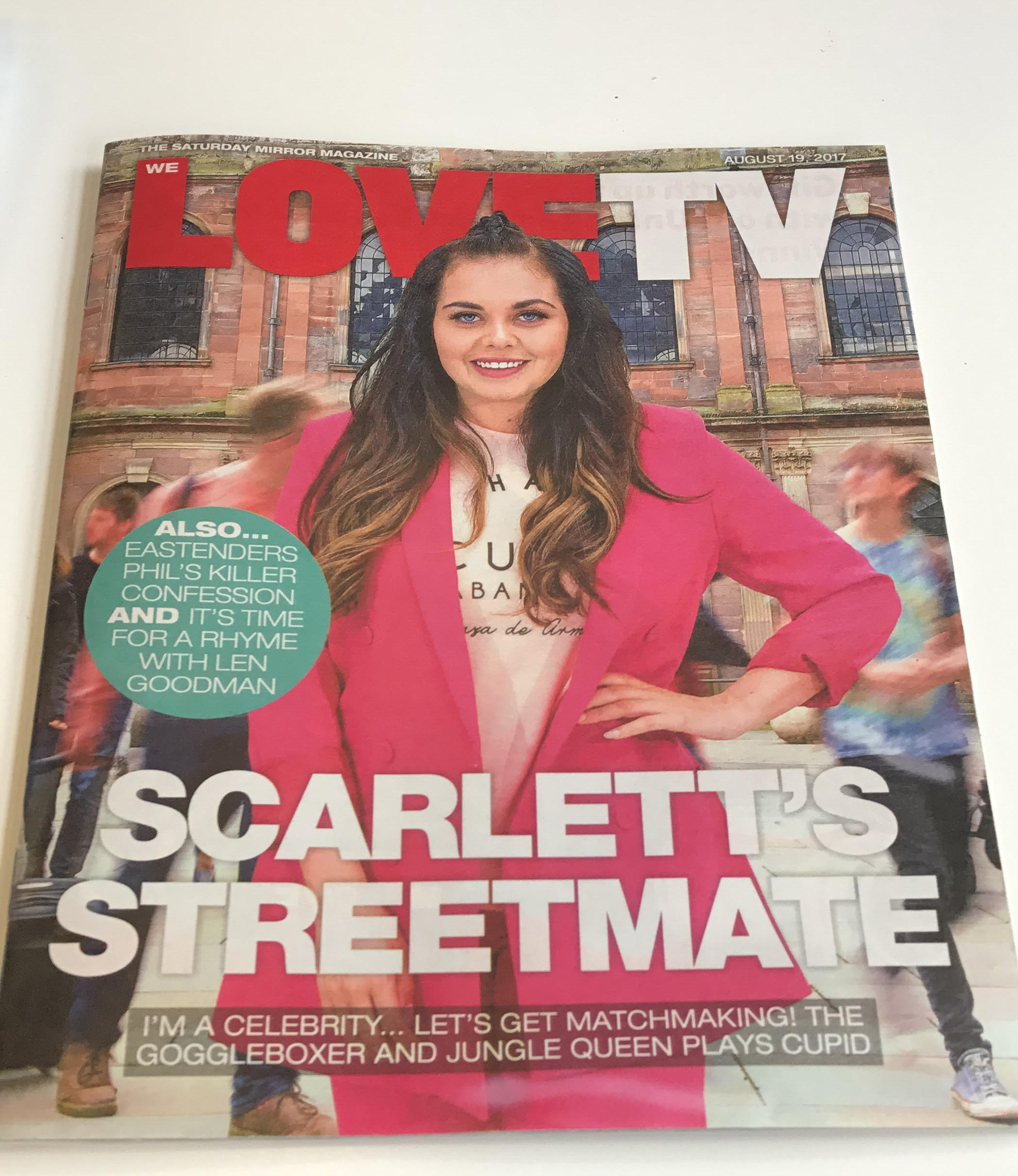 Streetmate - We Love TV Cover.jpg