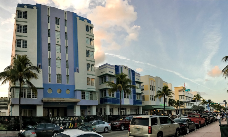 Ocean Drive, Miami South Beach
