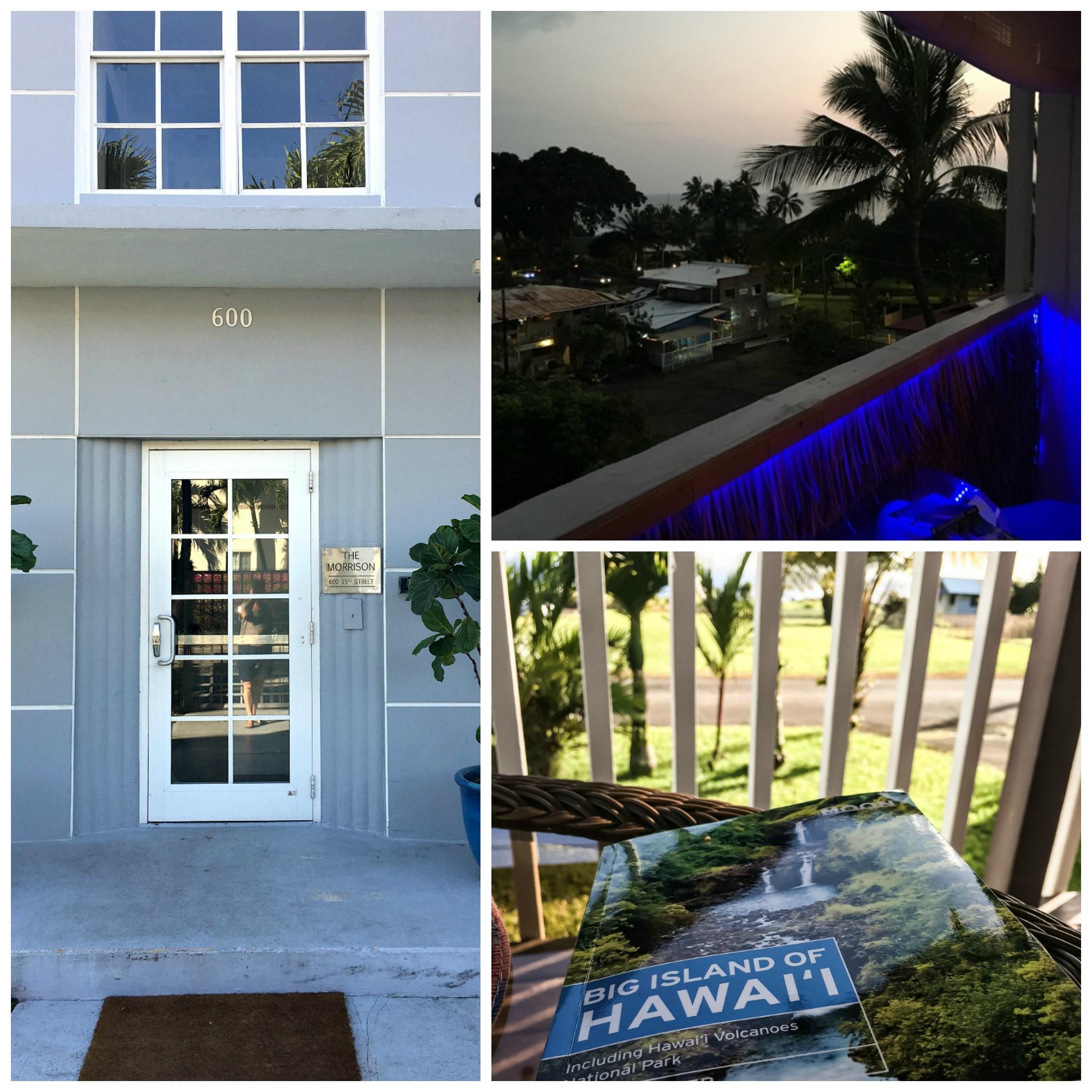 Airbnb homes in Miami Beach, Kono and Hilo.