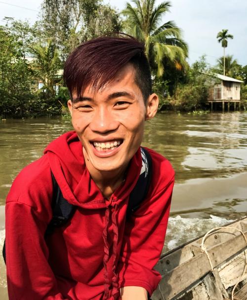 Hí A Trúdng, Can Tho, Vietnam
