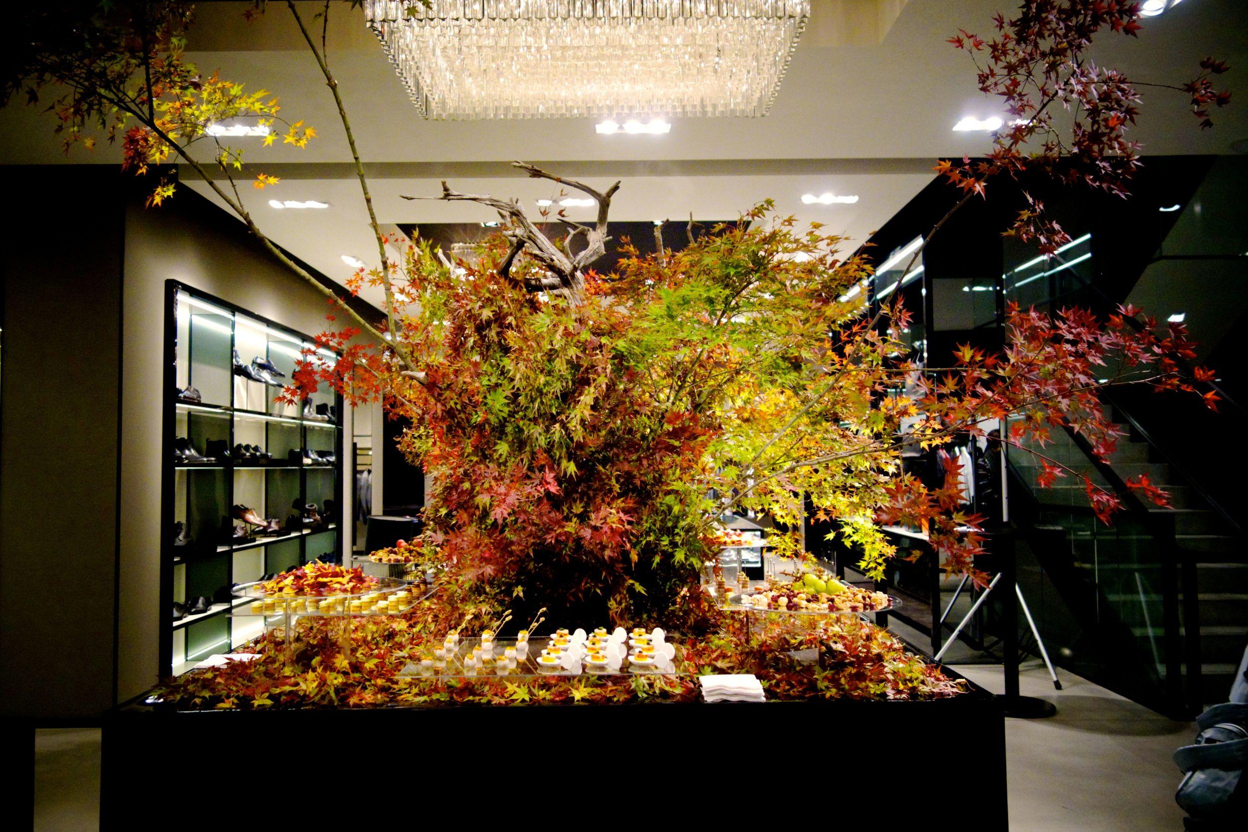 Reception Party  Shinsaibashi boutique 100名 / 2015.10.31