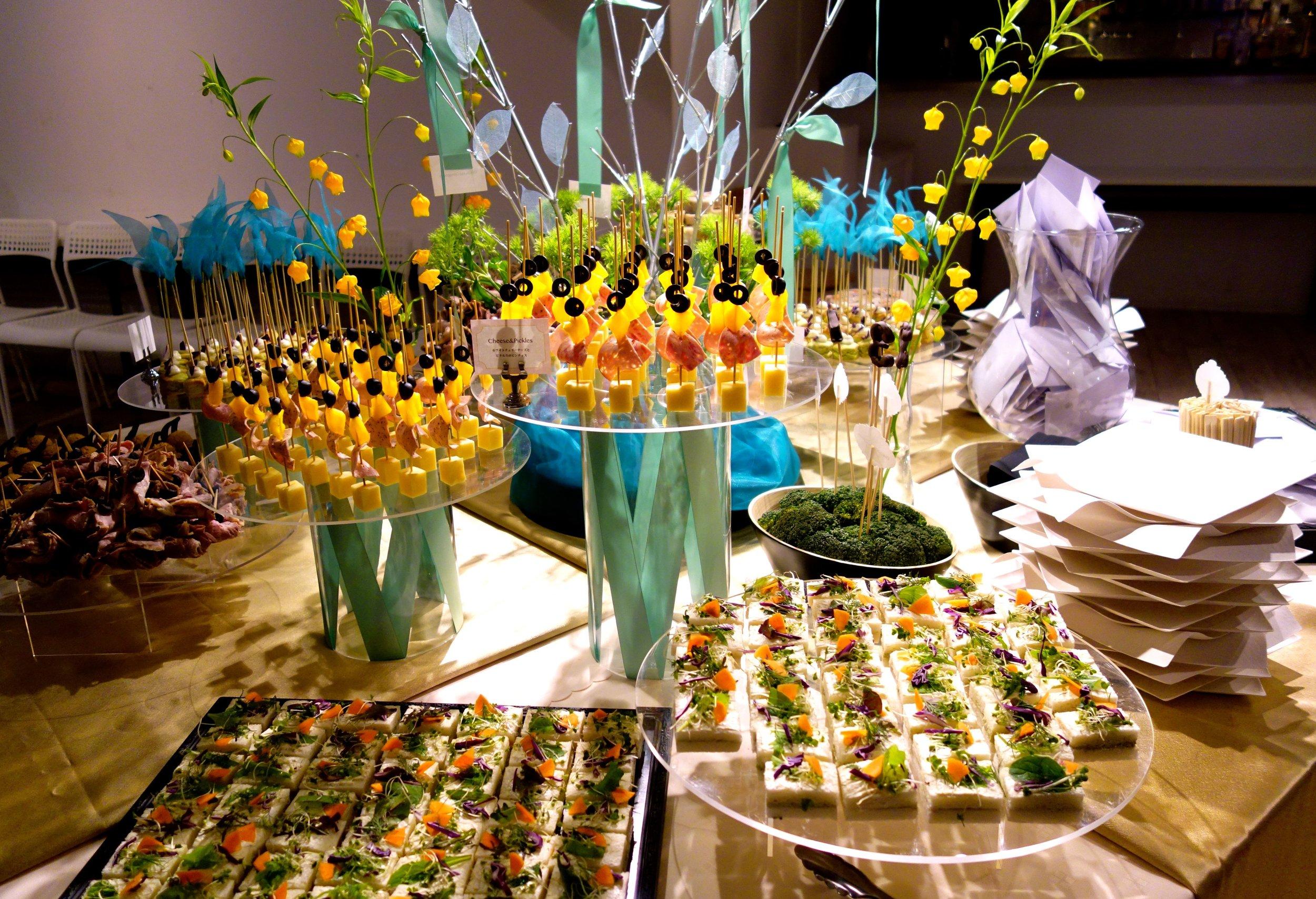 Wedding Company 3rd Anniversary Party  GOBLIN Daikanyama 85名 / 2016.04.23