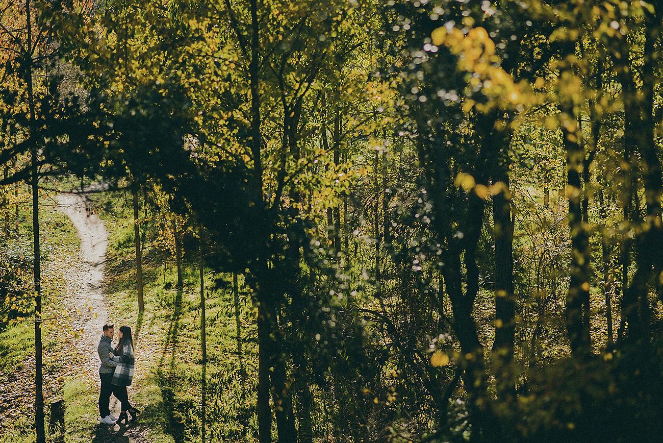 Bosque Madrid sesion pareja roberto sotodosos