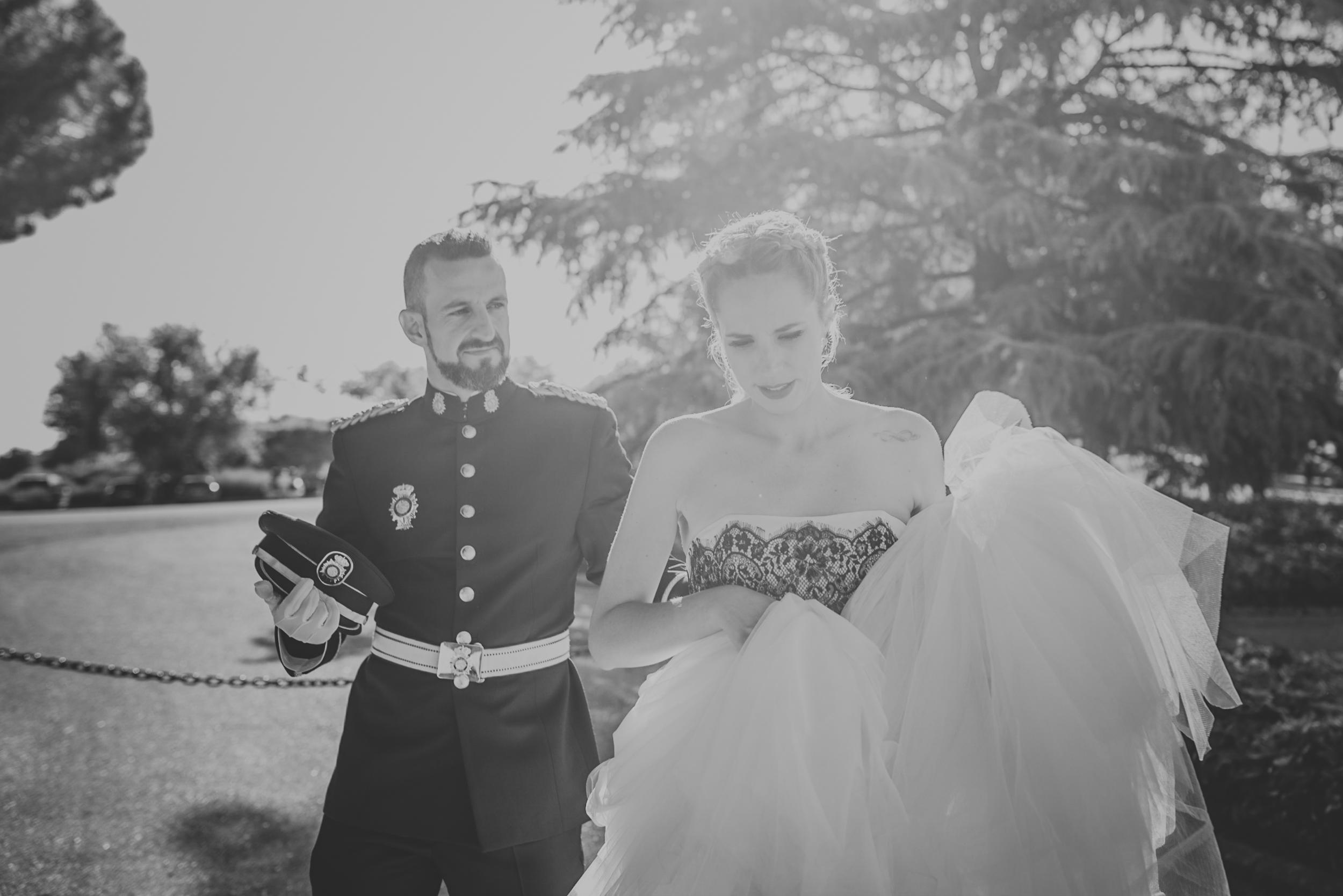 Tania & Miguel Ángel - Quinta del Duque del Arco