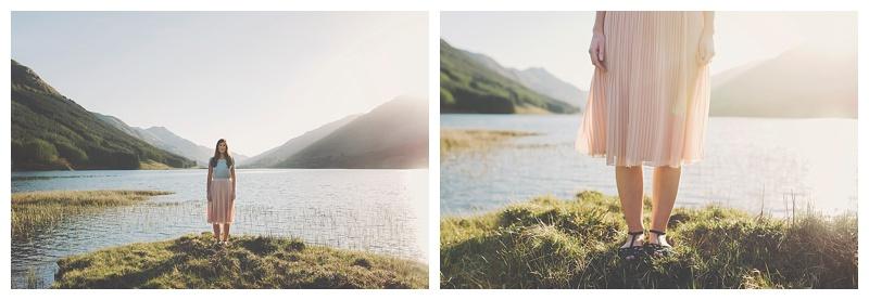 Claire Juliet Paton Engagement Shoot