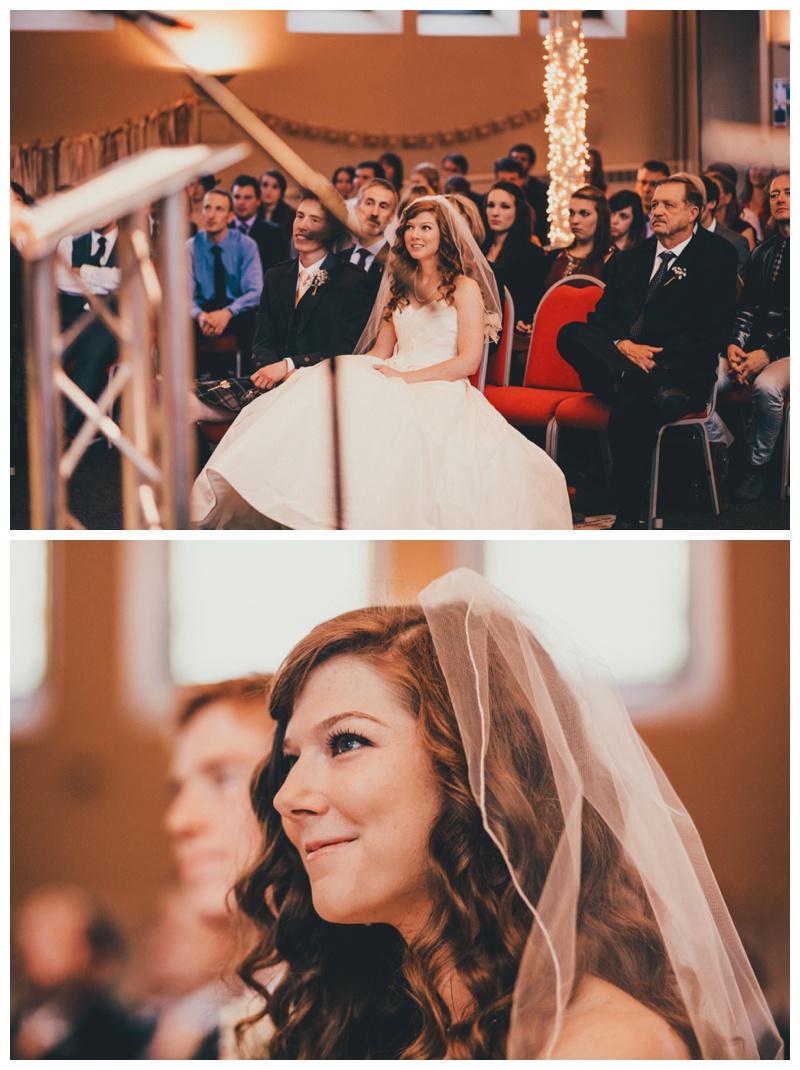 Kings Church Edinburgh Wedding