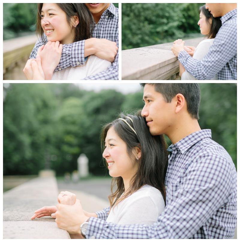 Kelvingrove Engagement Shoot